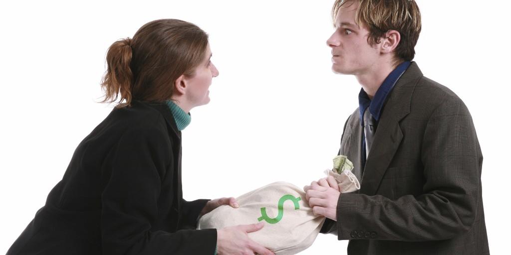 Как взыскать алименты если официальная зарплата маленькая серая